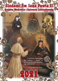 Śladami Jana Pawła II 2021 - kalendarz