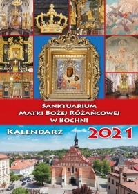Bochnia 2021 - kalendarz