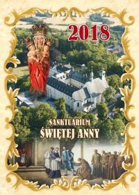 Góra Świętej Anny 2018 - kalendarz