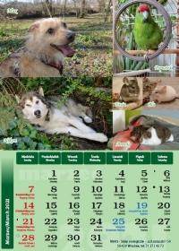 NIMFA 2022, marzec - kalendarz