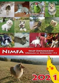 NIMFA 2021 - kalendarz