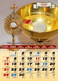 Legnica 2020 - kalendarz