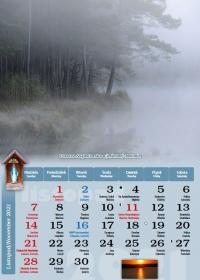 Ziemia Augustowska 2021, Listopad - kalendarz