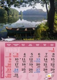 Ziemia Augustowska 2021, Maj - kalendarz