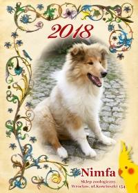 Nimfa 2018 - kalendarz