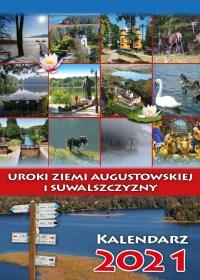 Ziemia Augustowska 2021 - kalendarz
