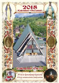 Kalendarz Zakopane 2018