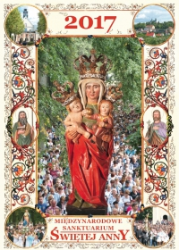 Góra Świętej Anny 2017 - kalendarz