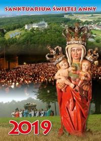 Góra Świętej Anny 2019 - kalendarz
