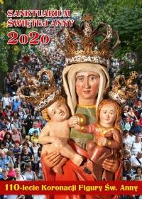 Góra Świętej Anny 2020 - kalendarz