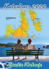 Grecja 2020 - kalendarz