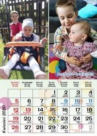 Jagodno 2020, kwiecień - kalendarz
