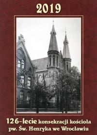 kalendarz Wrocław św. Henryk 2019