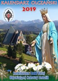 Zakopane-Olcza 2019 - kalendarz