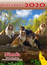 Nimfa 2020 - kalendarz