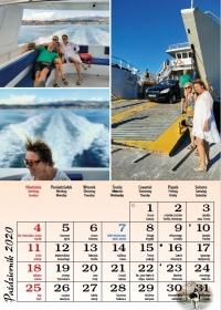 Grecja 2020, październik - kalendarz