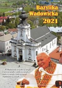 Wadowice 2021 - kalendarz