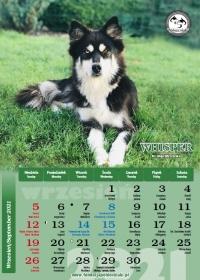 Północniaki 2021, wrzesień - kalendarz