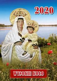 Wysokie Koło 2020 - kalendarz