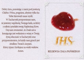 Legnica - kartka bigowana
