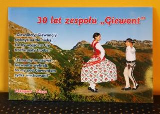30 lat zespołu Giewont, album