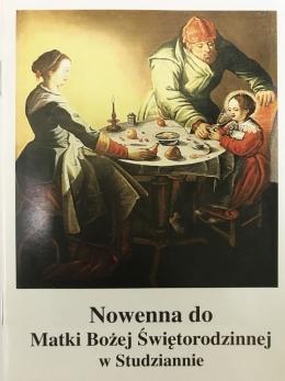 Studzianna - nowenna