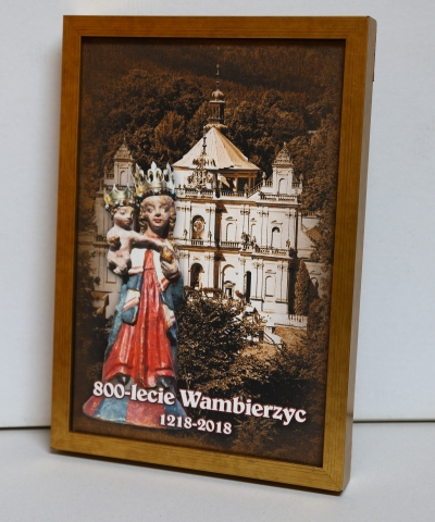 Obraz na płótnie - Wambierzyce