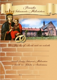 sakrament małżeństwa 1