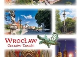Wrocław - kartka
