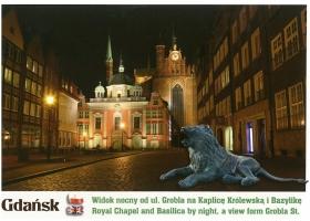 Gdańsk - kartka