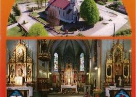 Ostrowy Tuszowskie - kartka