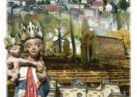 Wambierzyce - kartka 800 lat