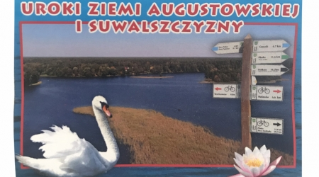 Uroki ziemi Augustowskiej i Suwalszczyzny - składanka