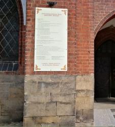 Sanktuarium św. Jacka, Legnica - baner