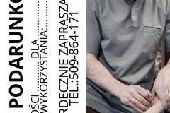 Tomasz Ryś, akupunktura voucher