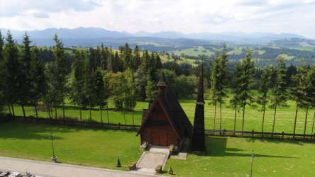 Bachledówka. Sanktuarium Matki Bożej Częstochowskiej.