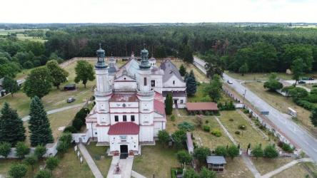 Wysokie Koło. Sanktuarium Królowej Różańca Świętego