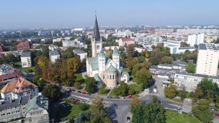 Wrocław. Ojcowie Franciszkanie. Sanktuarium Matki Bożej Łaskawej