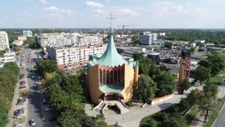 Wrocław. Parafia Ducha Św.