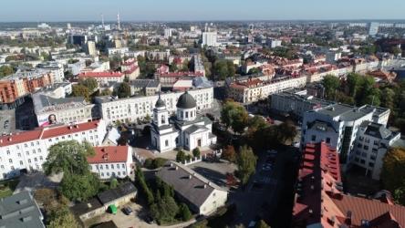 Białystok. Katedra św. Mikołaja Cudotwórcy.