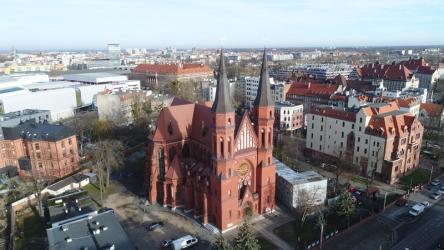 Wrocław. Parafia pw. św. Henryka.